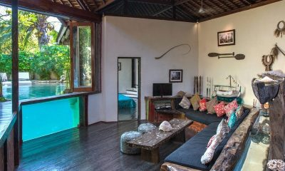 Villa Djukun Living Area | Seminyak, Bali