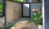 Villa Djukun Outdoor Bathroom | Seminyak, Bali