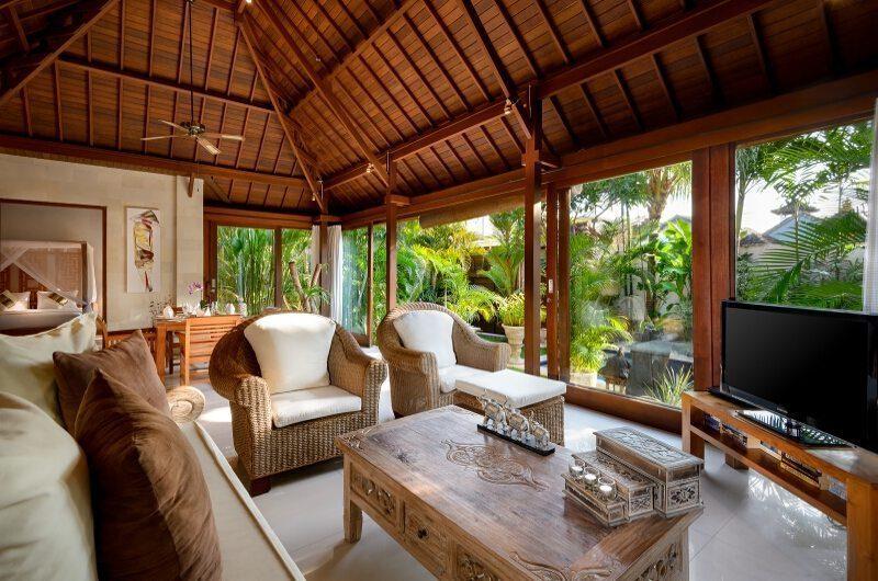 Villa Istana Satu Living Pavilion | Seminyak, Bali