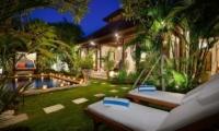 Villa Istana Satu Sun Deck | Seminyak, Bali
