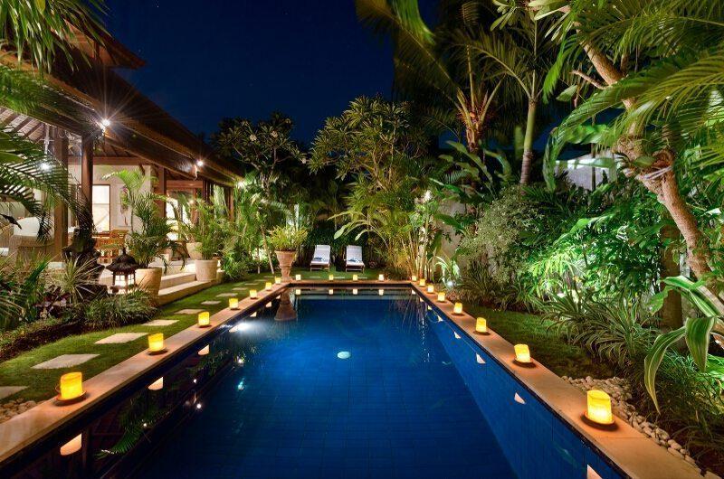Villa Istana Satu Swimming Pool | Seminyak, Bali