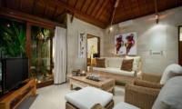 Villa Istana Satu Living Room | Seminyak, Bali