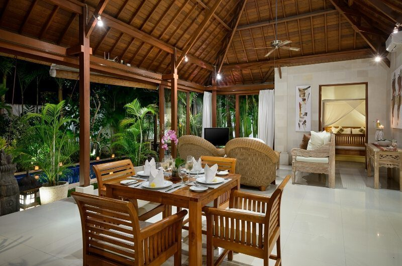 Villa Istana Satu Dining Room | Seminyak, Bali