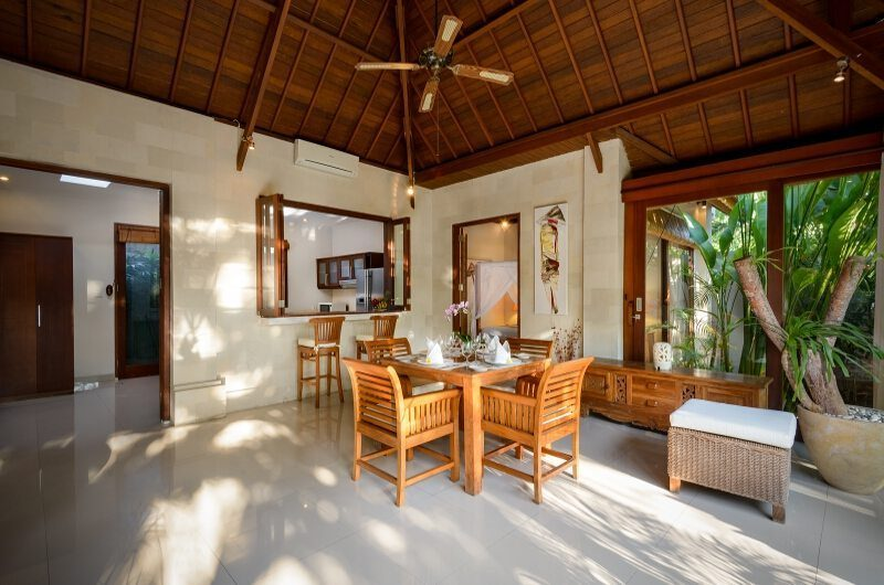 Villa Istana Satu Dining Area | Seminyak, Bali