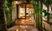 Villa Istana Satu Bedroom Entrance | Seminyak, Bali