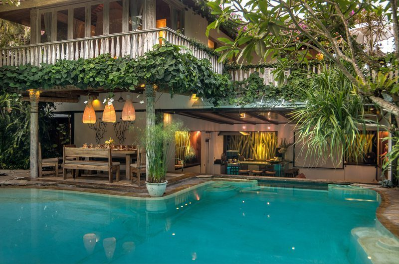 Villa Istimewa Swimming Pool | Seminyak, Bali