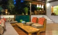 Villa Istimewa Living Room | Seminyak, Bali
