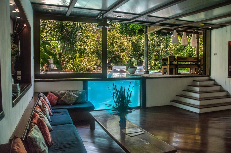 Villa Istimewa Living Area | Seminyak, Bali