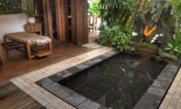 Villa Istimewa Massage Room | Seminyak, Bali