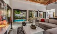 Villa Jepun Residence Living Room | Seminyak, Bali