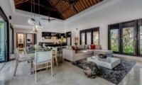 Villa Jepun Residence Dining And Living Area | Seminyak, Bali