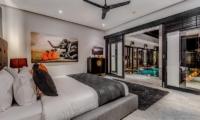 Villa Jepun Residence Bedroom View | Seminyak, Bali