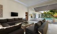 Villa Kyah Living Area | Kerobokan, Bali