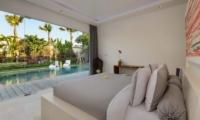 Villa Kyah Master Bedroom Pool View | Kerobokan, Bali