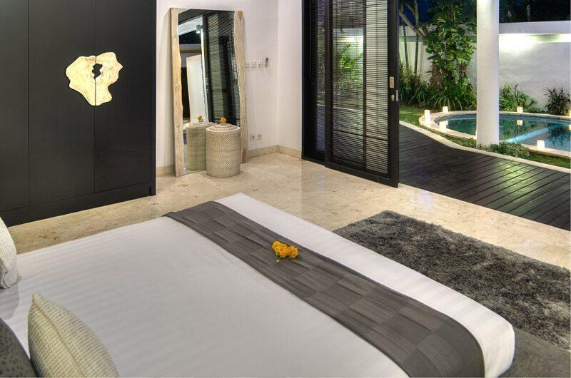 Villa Lanai Residence Bedroom View | Seminyak, Bali