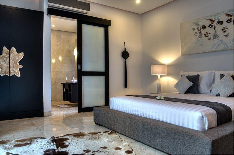 Villa Lanai Residence Master Bedroom Side View | Seminyak, Bali