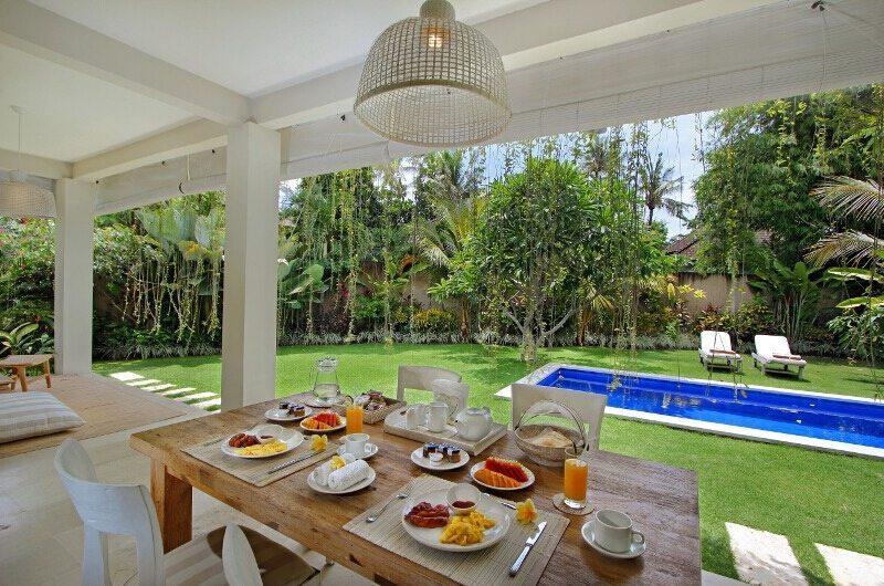 Villa Lodek Deluxe Outdoor Dining | Seminyak, Bali