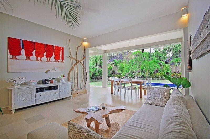Villa Lodek Deluxe Living Area | Seminyak, Bali