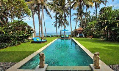 Villa Samudra Sanur Swimming Pool   Sanur, Bali