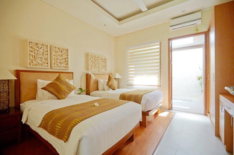 Villa Seriska Dua Sanur Twin Room | Sanur, Bali
