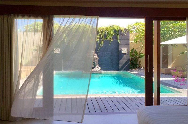 Villa Seriska Dua Sanur Bedroom View | Sanur, Bali