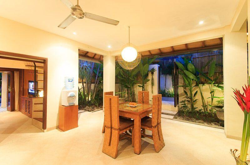 Villa Seriska Dua Seminyak Dining Area | Seminyak, Bali