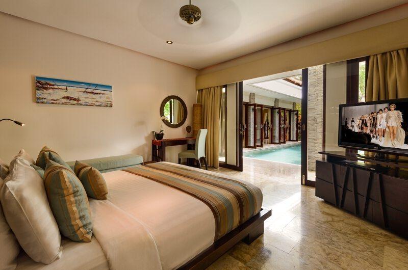 Villa Siam Residence Master Bedroom   Seminyak, Bali
