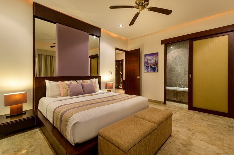 Villa Siam Residence Guest Bedroom   Seminyak, Bali