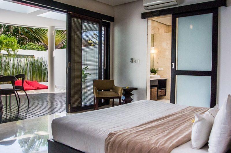 Villa Zensa Residence Bedroom View | Seminyak, Bali