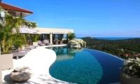 Panorama Summit Swimming Pool | Koh Samui, Thailand