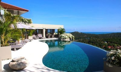 Panorama Summit Swimming Pool | Koh Samui, Thailand