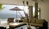 Panorama Summit Lounge Area | Koh Samui, Thailand