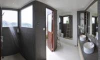 Panorama Summit Master Bathroom | Koh Samui, Thailand