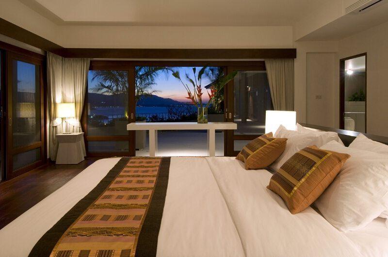 Panorama Summit Master Bedroom | Koh Samui, Thailand