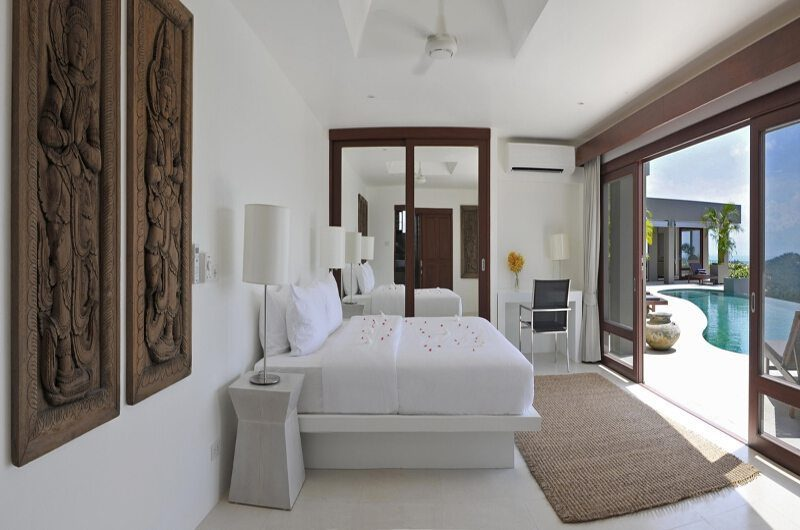 Panorama Summit Guest Bedroom | Koh Samui, Thailand