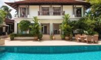Villa Maeve Outdoor Dining | Koh Samui, Thailand