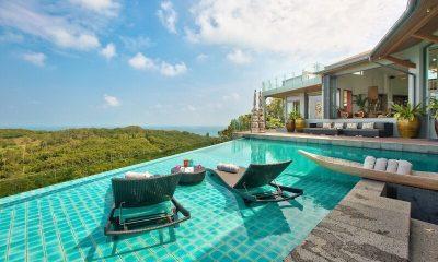 Villa Skyfall Infinity Pool | Koh Samui, Thailand