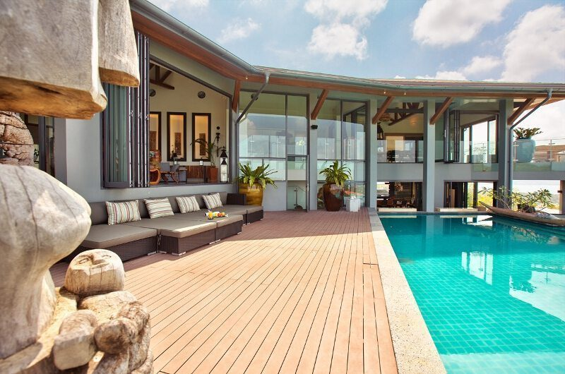 Villa Skyfall Outdoor Lounge | Koh Samui, Thailand
