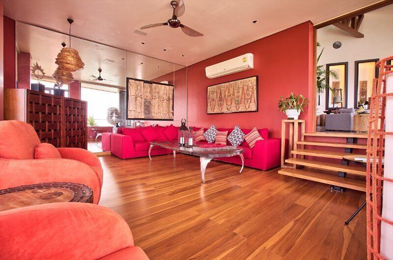 Villa Skyfall Living Area | Koh Samui, Thailand