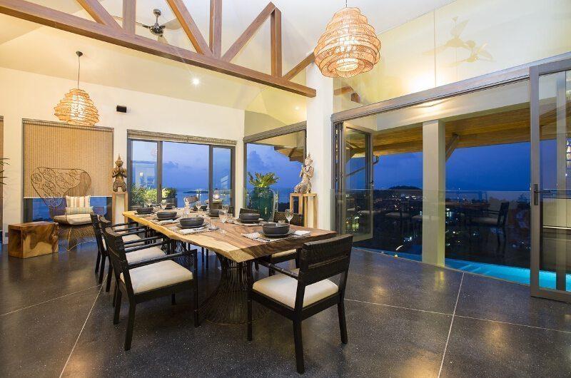 Villa Skyfall Dining Room | Koh Samui, Thailand