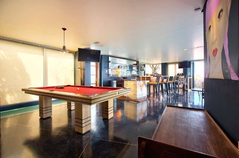 Villa Skyfall Billiard Table | Koh Samui, Thailand