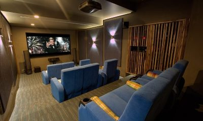 Villa Skyfall Cinema Room   Koh Samui, Thailand