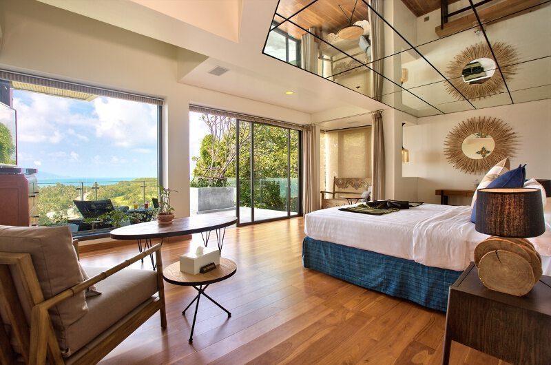 Villa Skyfall Bedroom One | Koh Samui, Thailand