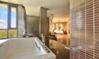 Villa Skyfall Master Bathroom | Koh Samui, Thailand