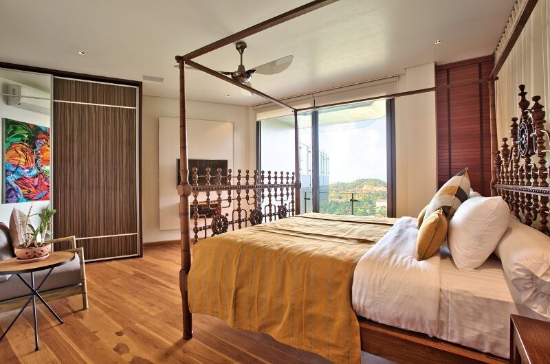 Villa Skyfall Master Bedroom | Koh Samui, Thailand