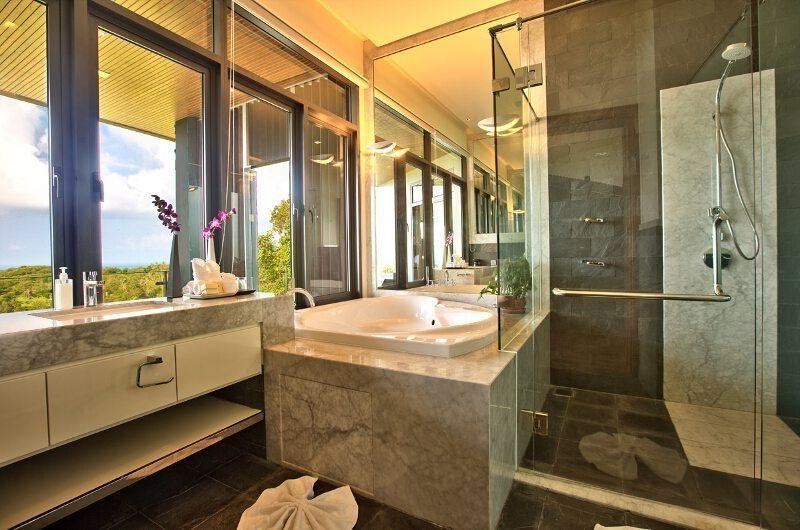 Villa Skyfall En-suite Bathroom | Koh Samui, Thailand