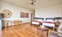 Villa Skyfall Twin Bedroom | Koh Samui, Thailand