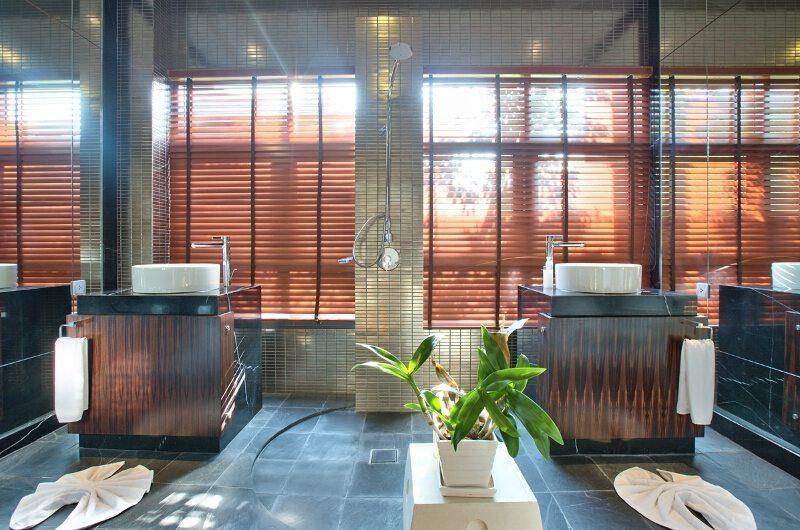 Villa Skyfall Bathroom | Koh Samui, Thailand
