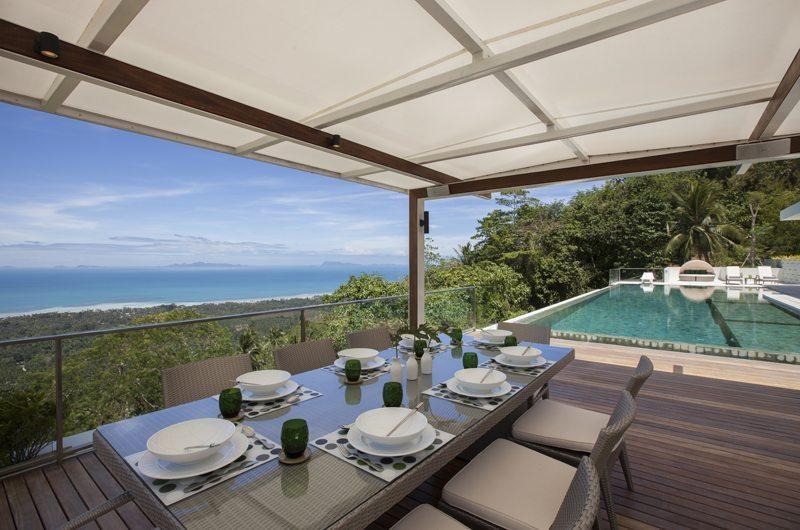 Villa Zest Outdoor Dining | Koh Samui, Thailand