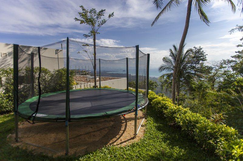 Villa Zest Trampoline | Koh Samui, Thailand